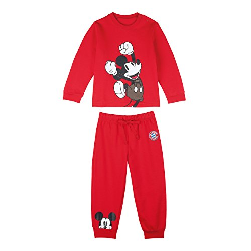 FC Bayern München Baby Jogger Disney Mickey Mouse Gr. 74
