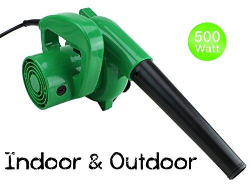 Multifunktion Bläser 500W für Garten Haushalt & Werkstatt z.B. für die PC Reinigung oder...