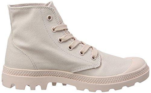 Palladium Pampa Hi Mono Chrome, Sneaker a Collo Alto Donna Rosa (Peach Whip K74)