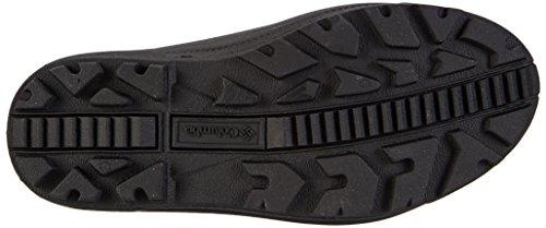 Columbia Powderbug Plus Ii, Chaussures Multisport Outdoor Mixte Enfant Black, Hyper Blue