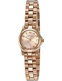 Marc Jacobs Reloj Análogo clásico para Mujer de Cuarzo con Correa en Acero  Inoxidable MBM3200 f96faf1d13e0