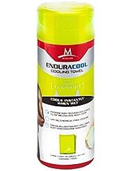 MISSION ATHLETECARE EnduraCool Toalla refrescante extragrande, Verde