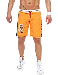 002794ca75 Geographical Norway Quino Herren Polo Badehose Badeshorts Bade Bermuda  Shorts