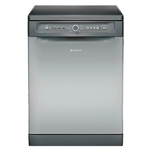 Hotpoint FDLET31120G 60cm Experience Dishwasher in Graphite