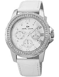 Carlo Monti Damen-Armbanduhr Analog Quarz Leder CM600-116