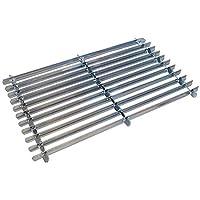 Defender Tools Metal Galvanised Steel Shoe Boot Scraper Door Floor Mat Outdoor/Indoor Use