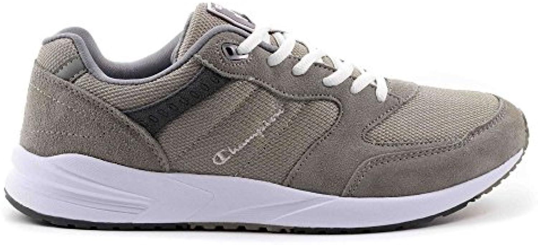 Champion   Herren Sneaker Grau grau  Billig und erschwinglich Im Verkauf