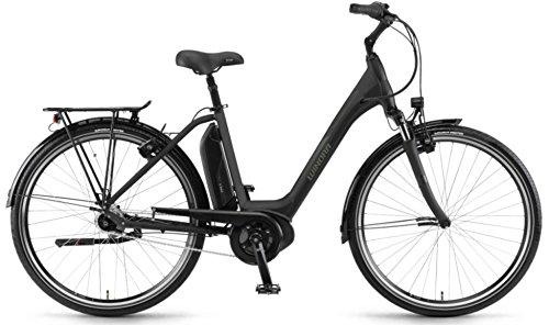 Winora Sima N7F 300 Pedelec E-Bike Trekking Fahrrad schwarz 2019: Größe: 46cm