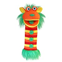 The Puppet Company - Sockettes - Buttons Hand Puppet