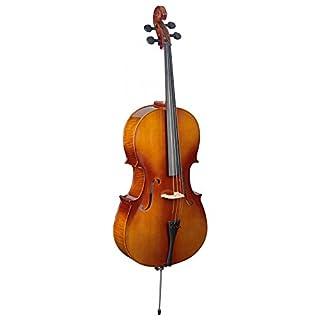 Stagg VNC-4/4 L Plywood Cello mit Tasche