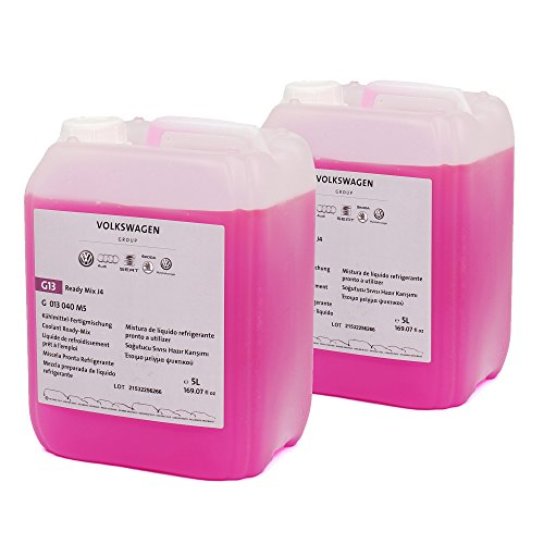 Antifreeze G13 refrigerant ** 10 LITROS READY-MIX (2 x 5 liters) Original