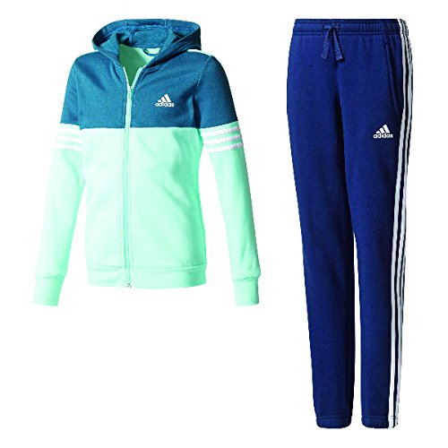 adidas - Sport d'hiver - survêtement hooded - Taille 13/14 A