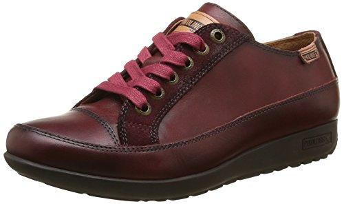 PikolinosLisboa W67 I16 - Zapatillas de Deporte Mujer , Rojo (Rouge (Arcilla)), 40