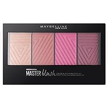 Maybelline New York Paleta de Maquillaje Master Blush y Highlight - 1 Paleta de Maquillaje