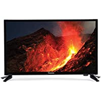 Panasonic 60 cm (24 Inches) HD Ready LED TV TH-24F201DX (Black) (2018 model)