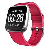 Eduton Y7 Herzfrequenz Blutdruck Blut Sauerstoff Monitoring Smart Armband
