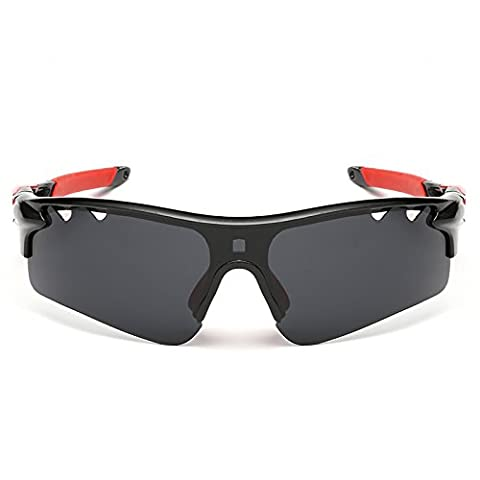 Mirror Polarized Sunglasses Sports Sunglasses For Men And Women Riding The Sun And Sand-Proof Glasses ,