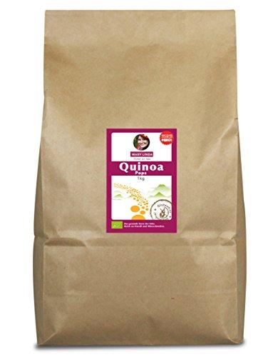 BIO Quinoa Pops, 1kg Big Pack