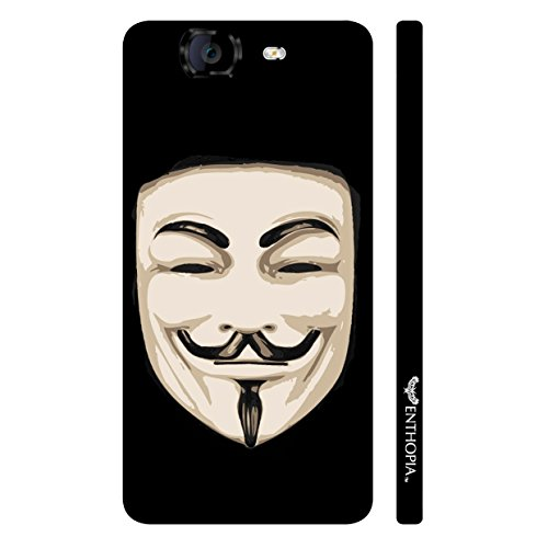 Enthopia Designer Hardshell Case Vendance Back Cover for Micromax Canvas Knight A350  available at amazon for Rs.95