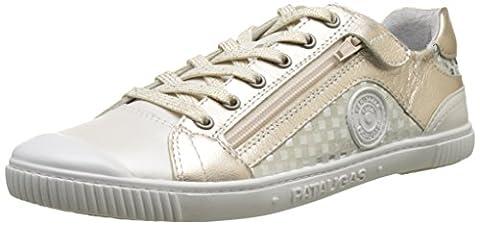 Pataugas Boreal, Baskets Basses Femme, Blanc (Blanc), 40 EU