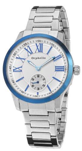 Orphelia OR22770488 - Reloj de pulsera hombre, acero inoxidable, color plateado