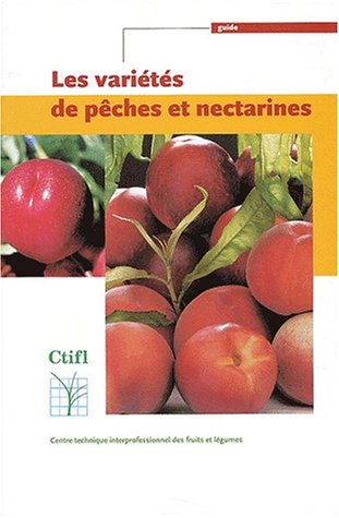 Les variétés de pêches et nectarines