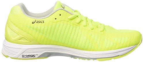Asics Gel-DS Trainer 23, Scarpe Running Uomo Giallo (Safety Yellow/mid Grey/white 0796)