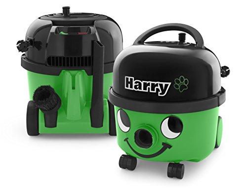 Numatic 900147/HDH201-12 Boden-Staubsauger Harry inkl. Spezialdüse für Tierhaare, classic grün - 5