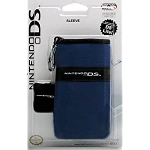 Nintendo DS Lite – Schutzhülle