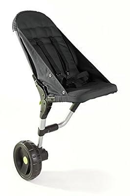 Buggypod Lite – Beiwagen für Kinder- und Sportwagen