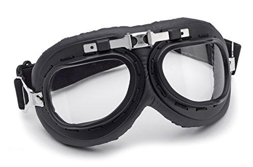 Kappa occhiali per casco jet.