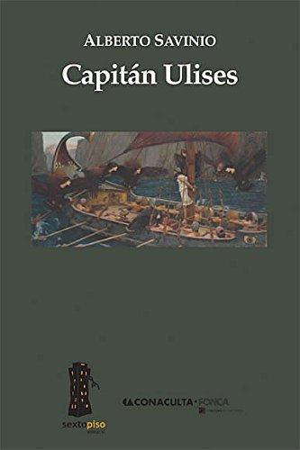 Portada del libro Capitan Ulises/ Captain Ulises