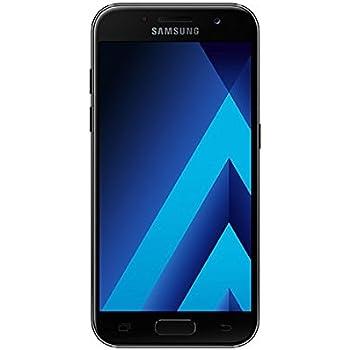 "Samsung Galaxy A3 (2017) SM-A320F 4G 16GB Negro - Smartphone (11,9 cm (4.7""), 16 GB, 13 MP, Android, 6.0.16 Marshmallow, Negro)"