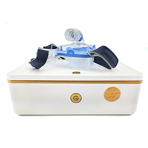 UV Sterilizer Box Cleaner And Sanitizer Supplies-Ventilator And Mask Sterilizer For Cellphone, Pacifier, Toothbrush, Makeup Pushes - Cleaner Sanitizer