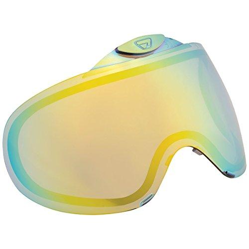 DYE Erwachsene Maskenglas Lens Proto Switch North Lights, One Size