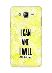 AMEZ i can and i will watch me Back Cover For Samsung Galaxy ON5