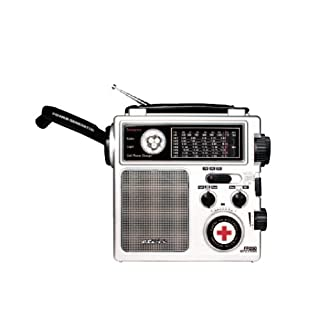 American Red Cross FR250 Emergency Radio (Discontinued by Manufacturer)