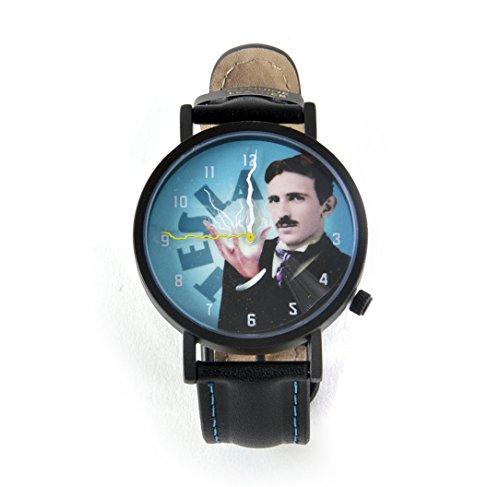 Nikola Tesla Unisex Analog Watch