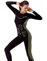 Viking Olivia SET Damen Funktionsunterwäsche Atmungsaktiv Skiunterwäsche +Shorts