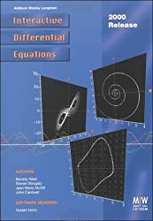 Interactive Differential Equations, 2000 Release