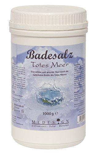 medesign Sales de baño del Mar Muerto, 1er Pack (1 x 1 kg)