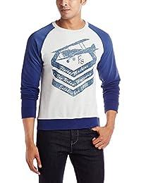 Flying Machine Men's Cotton Sweatshirt
