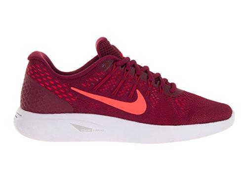 Nike 843726-600, Sneakers trail-running femme Rouge