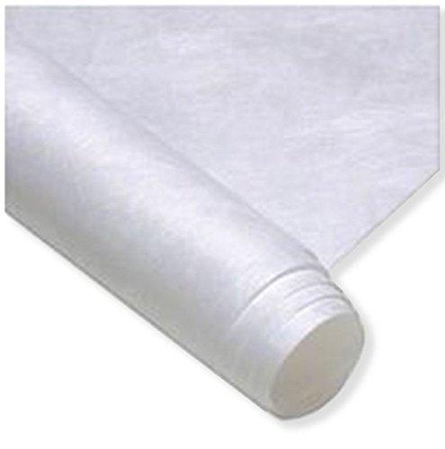 Tyvek blanc, 43 g/m², largeur 152 cm, mètre/Rouleau, papier Matière similaire