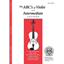 The ABC's of Violin for the Intermediate, Book 2