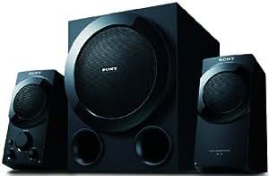 Sony SRS-D8 2.1ch Multimedia Speakers