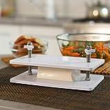Kenley Tofu Press kit–4-spring Ferme Tofu Égouttoir à fromage Presse–Retirez rapidement l'excès de l'eau et améliorer Tofu plats