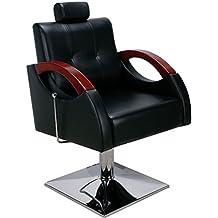 Fauteuil coiffeur salon de coiffure professionnel coiffures maquillage maquilleur visagiste esthétique esthéticienne 205485A
