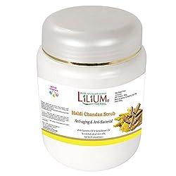 Lilium Haldi Chandan Anti- Aging & Anti Bacterial Scrub 900GM