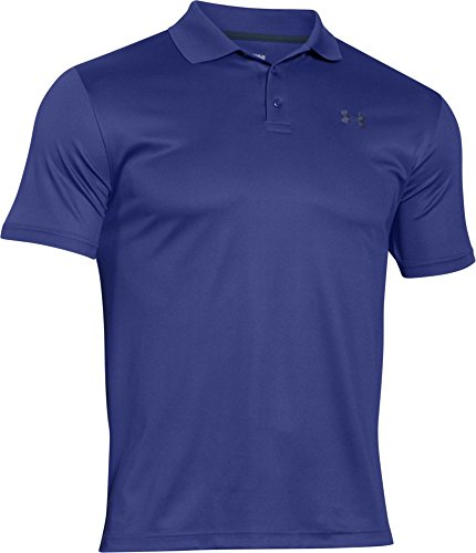 Under Armour Herren Poloshirt Performance Violett (Monarchy)